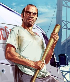 Trevor philips.grand theft auto v